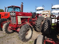 Tractor For Sale International 1466