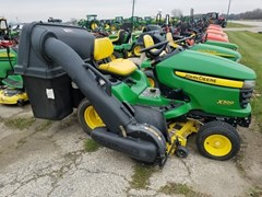 Riding Mower For Sale 2010 John Deere X500 , 25 HP