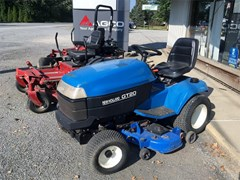 Riding Mower For Sale New Holland GT20