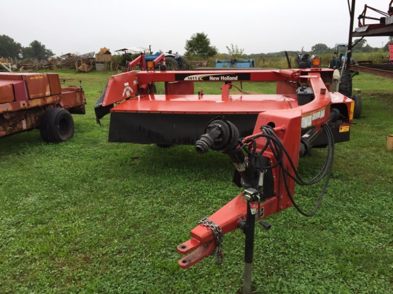 2007 New Holland 1411 Mower Conditioner For Sale