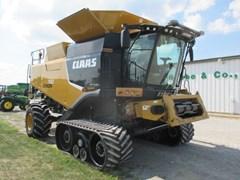 Combine For Sale:  2012 Claas 750TT