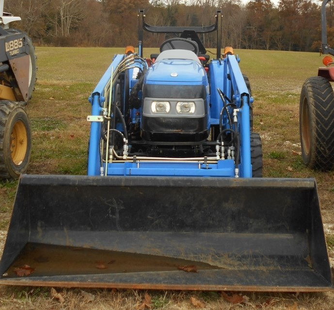 2014 New Holland WORKMASTER 35 Tractor - Compact For Sale