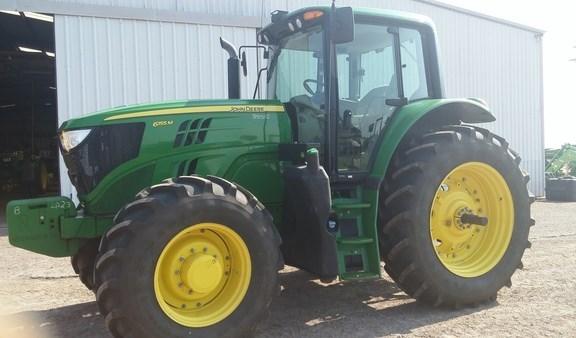 2016 John Deere 6155M Tractor For Sale