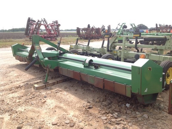 2014 John Deere 520 Cutter For Sale