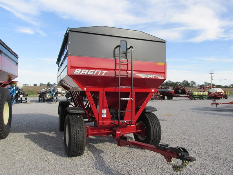 2012 Brent 644 Gravity Box For Sale