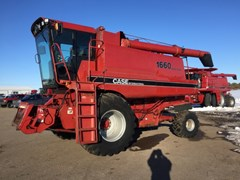 Combine For Sale Case IH 1660