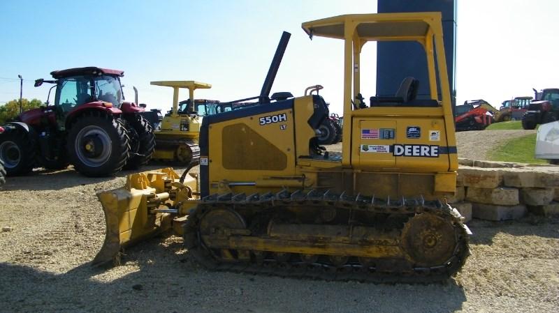 2004 Deere 550H LT  Dozer For Sale
