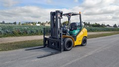 ForkLift/LiftTruck-Industrial For Sale 2017 Komatsu FG40ZTU-10