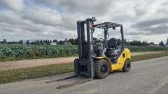 ForkLift/LiftTruck-Industrial For Sale 2009 Komatsu FD30T-16