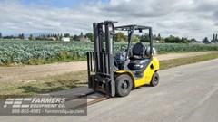 ForkLift/LiftTruck-Industrial For Sale 2016 Komatsu FG25T-16