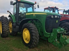 Tractor For Sale 2002 John Deere 8120 , 170 HP