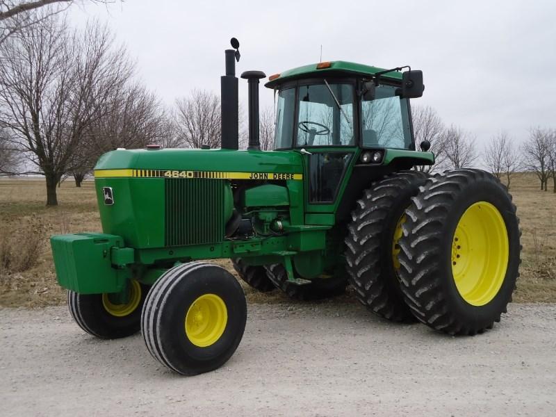 1979 John Deere 4640 Tractor For Sale