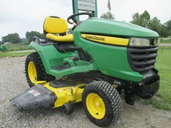 Riding Mower For Sale 2007 John Deere X500 , 25 HP