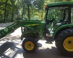 Tractor For Sale: 2015 John Deere 4066R, 66 HP