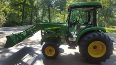 Tractor For Sale:  2015 John Deere 4066R , 66 HP