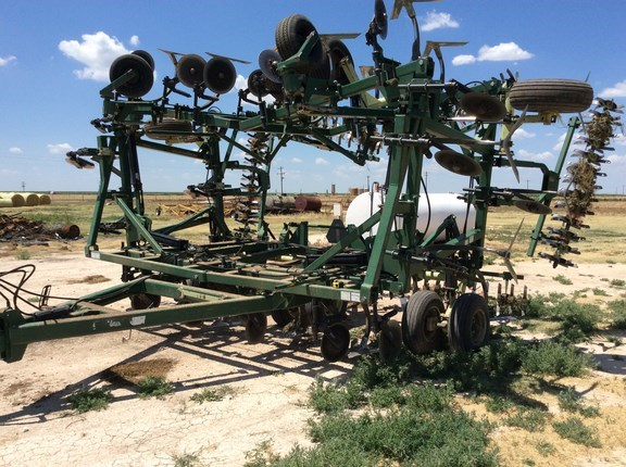 2003 Quinstar FM3 6-42 Fallowmaster Disk Harrow For Sale