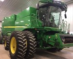 Combine For Sale: 2016 John Deere S680