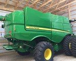 Combine For Sale: 2017 John Deere S670