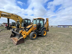 Tractor Loader Backhoe For Sale:  2017 JCB 3CX-14