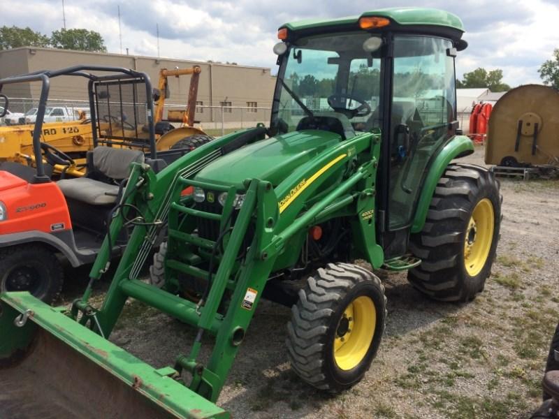 2006 John Deere 4720 Tractor For Sale
