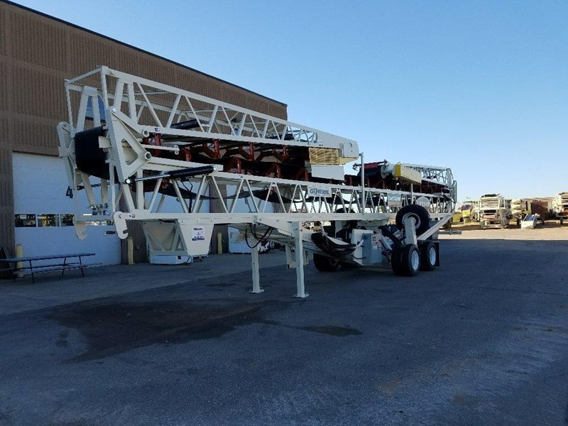 2017 Superior 30X110PS Conveyor - Stacking For Sale