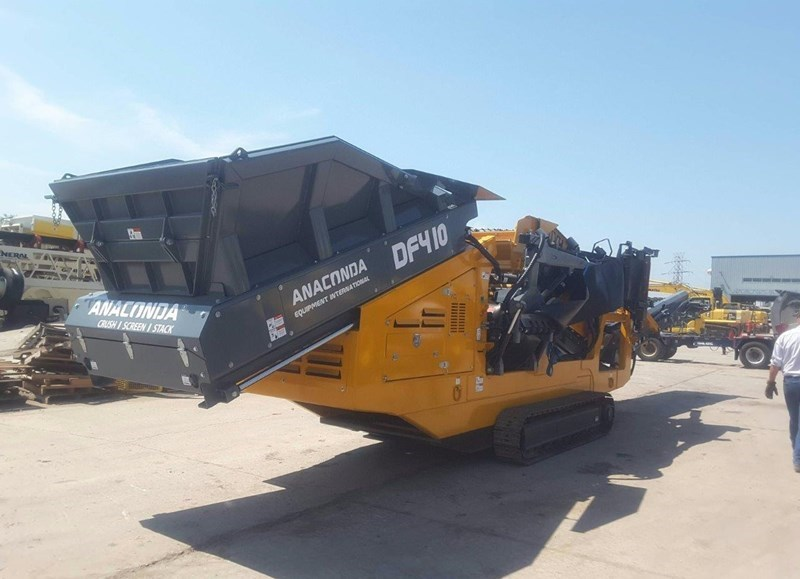 2017 Other DF410 Screening Plant - Hydraulic For Sale