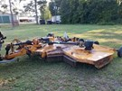 Rotary Cutter For Sale:   Woods 15'