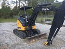 Excavator-Mini For Sale:  2015 John Deere 35G