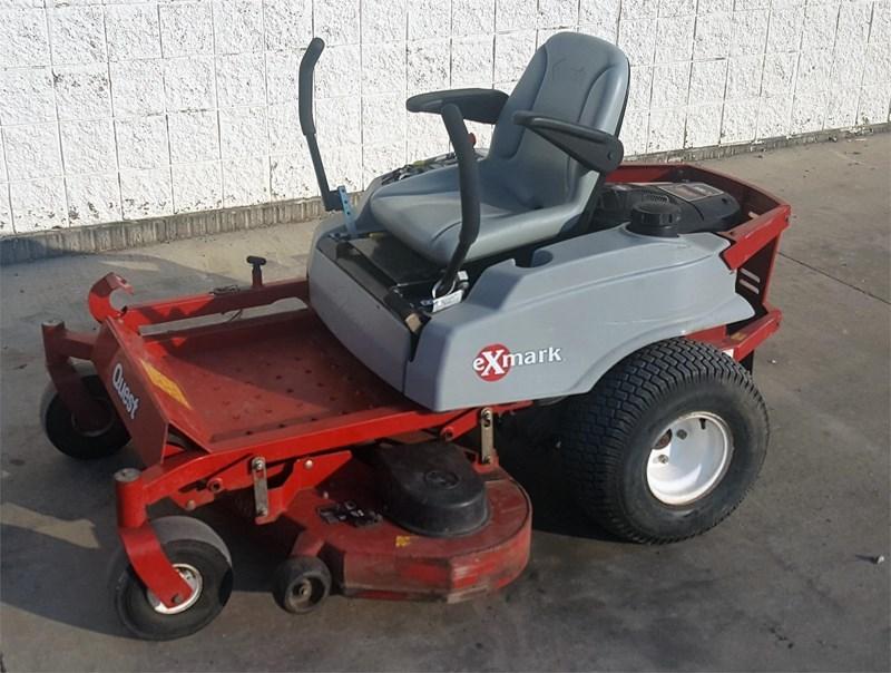 2008 Exmark QST22BE482 Zero Turn Mower For Sale