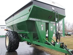 Grain Cart For Sale:  Brent 1080
