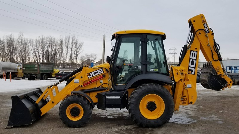 2017 JCB 3CX-14 Tractor Loader Backhoe For Sale