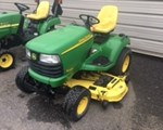 Riding Mower For Sale: 2005 John Deere X485, 25 HP