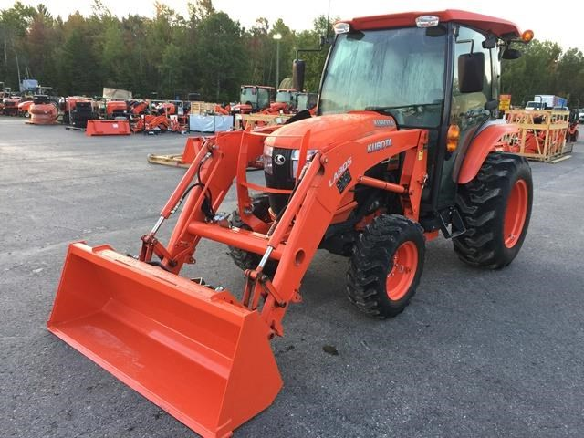 2015 Kubota L3560HSTC Tractor For Sale