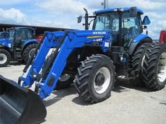 Tractor For Sale 2012 New Holland T7.210 , 165 HP