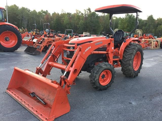 2012 Kubota L5740HST Tractor For Sale