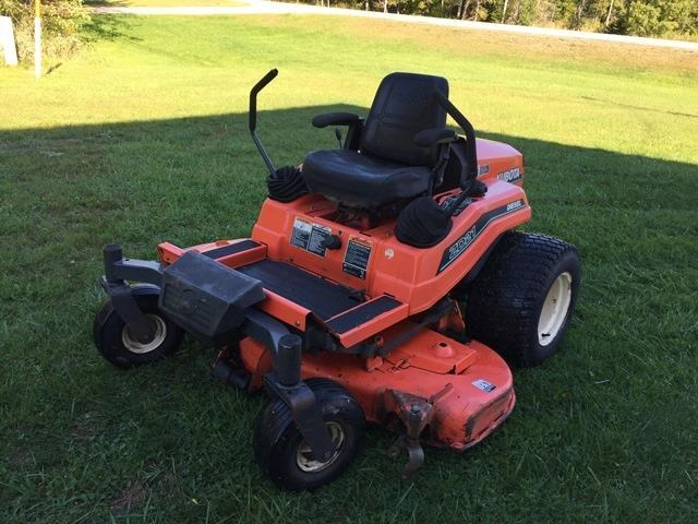 2001 Kubota ZD21-60 Cutter For Sale