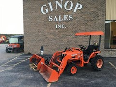 Tractor For Sale:  2003 Kubota B7500DT-R
