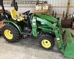 Tractor For Sale: 2011 John Deere 2320, 24 HP