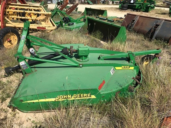 John Deere MX6 Rotary Cutter For Sale