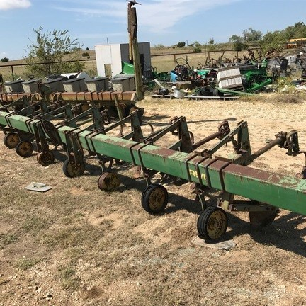 John Deere rm6 Row Crop Cultivator For Sale