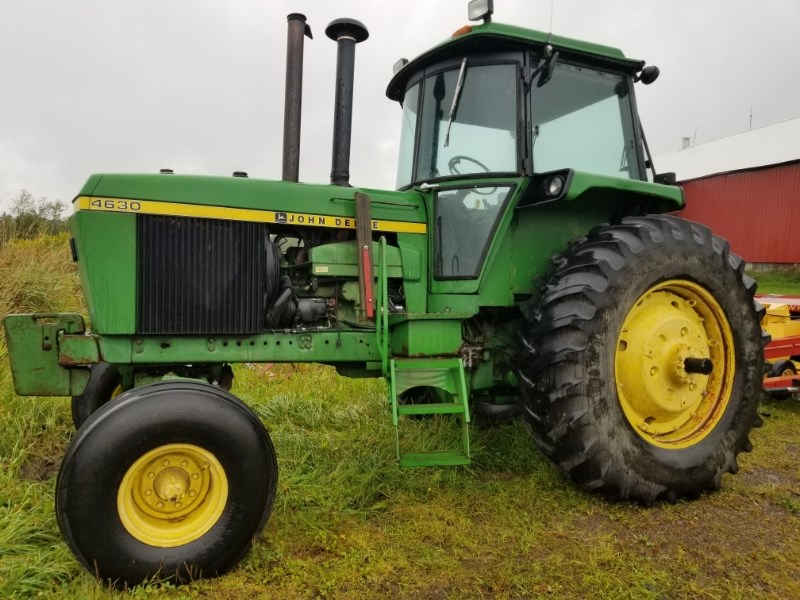 1976 John Deere 4630 Tractor For Sale