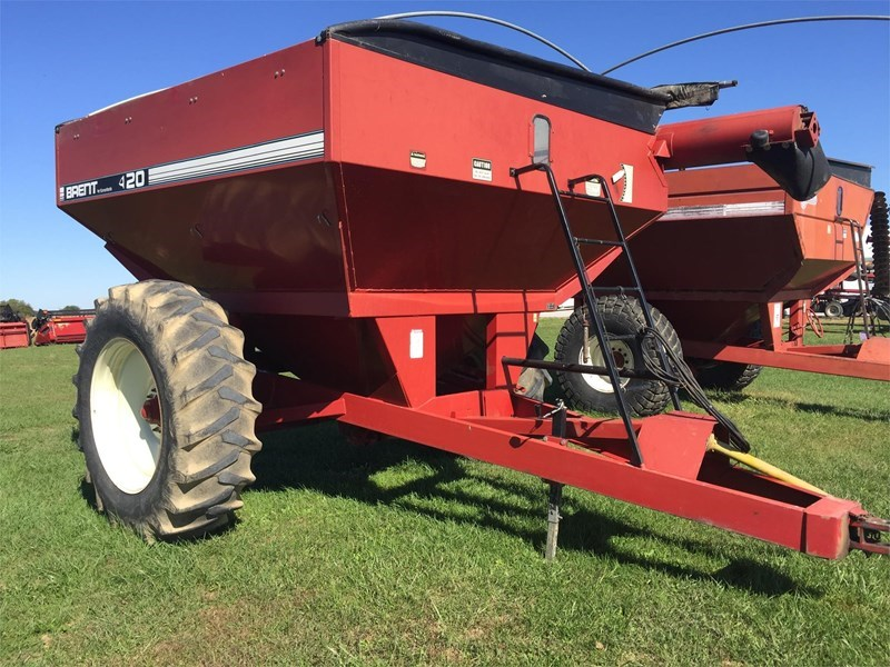 Brent 420 Grain Cart For Sale