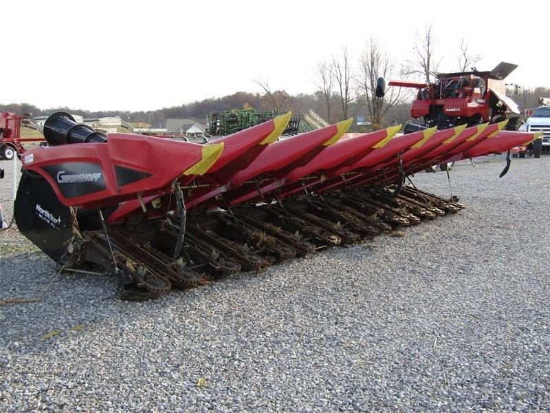 2012 Geringhoff NORTHSTAR 830 Header-Row Crop For Sale