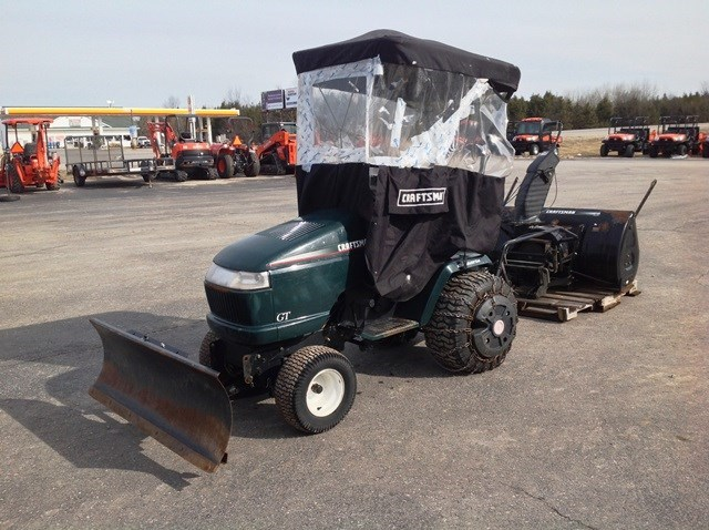 Craftsman 24HP Riding Mower For Sale