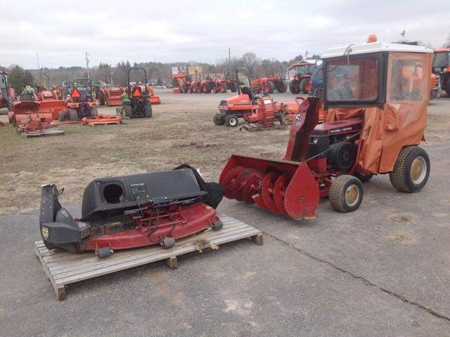 1995 Toro 520H Riding Mower For Sale