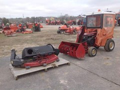 Riding Mower For Sale:  1995 Toro 520H