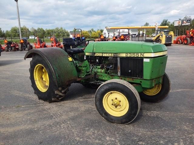 1988 John Deere 2355N Tractor For Sale