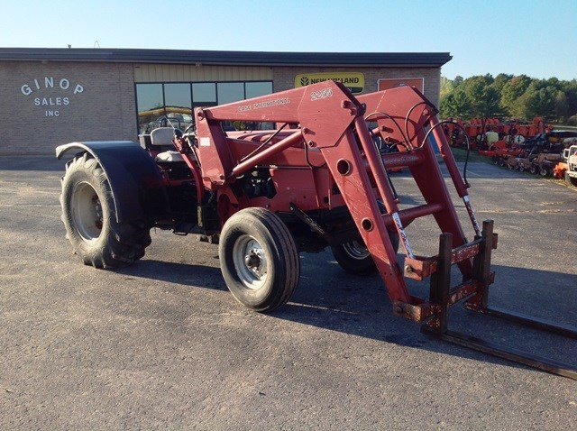 1992 Case 695 Tractor For Sale
