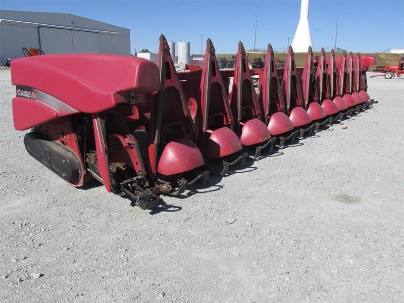 2007 Case IH 2412 Header-Row Crop For Sale