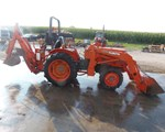 Tractor For Sale: 1993 Kubota L2350, 23 HP